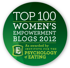 womens empowerment blogs badge